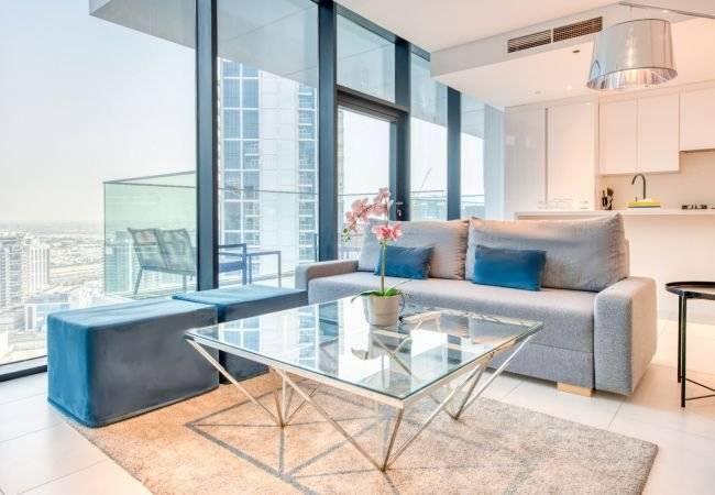 Dubai - Holiday rental - Apartment - 7 Persons - 3 Bedrooms - 4 Bathrooms - 200 m2 - Swimming pool