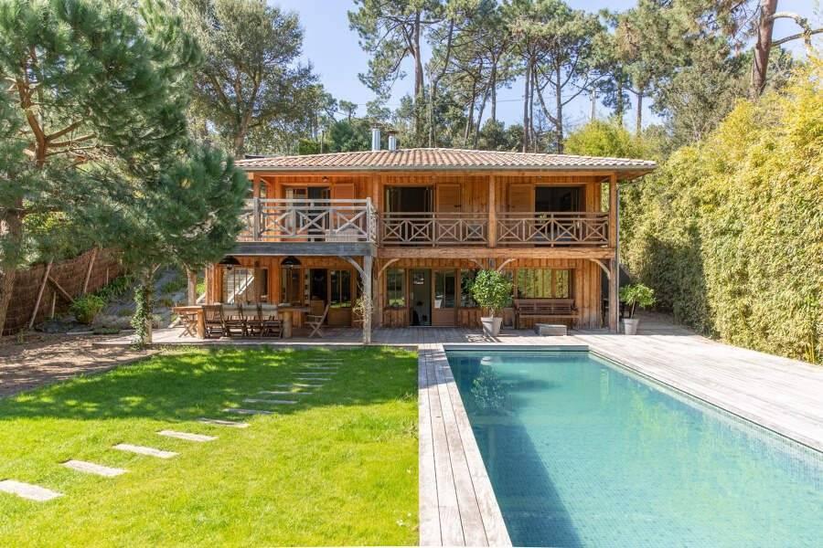 Cap Ferret - Alquiler vacacional - Casa - 6 Personas - 4 Habitaciones - 3 Baños - 180 m² - Piscina
