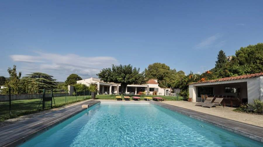 Cassis - Holiday rental - House - 12 Persons - 6 Bedrooms - 6 Bathrooms - 300 m² -Swimming pool