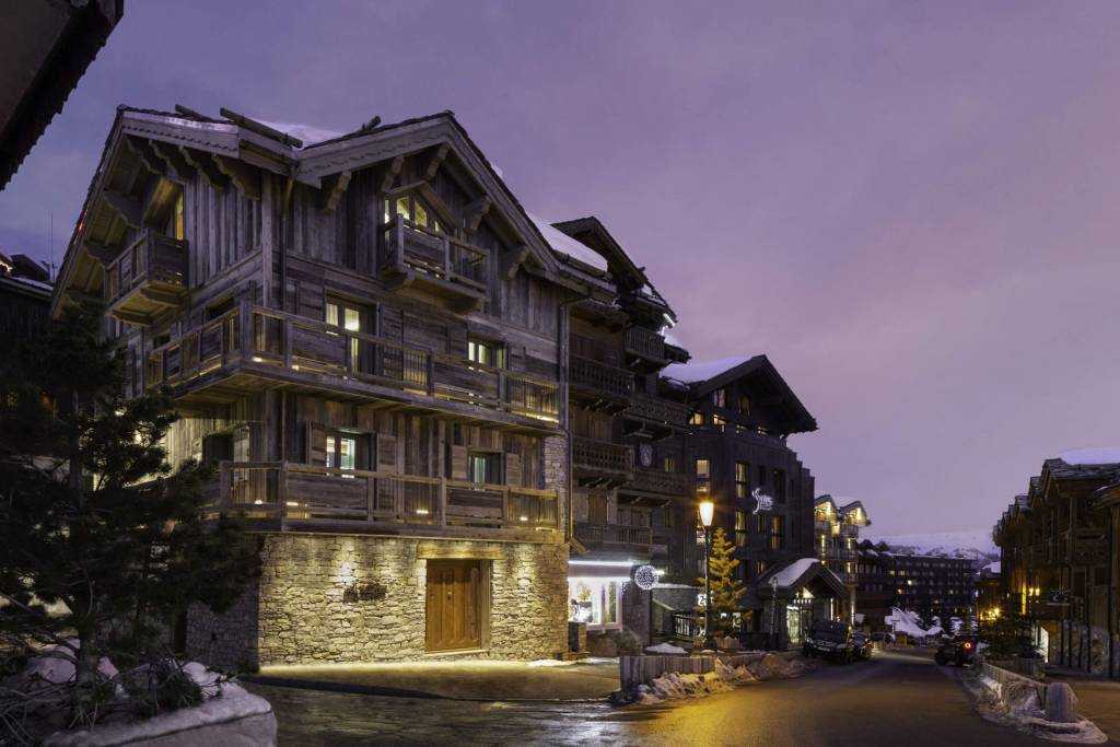 Courchevel 1850 - Holiday rental - Chalet - House - 14 Persons - 6 Bedrooms - 6 Bathrooms - Swimming pool