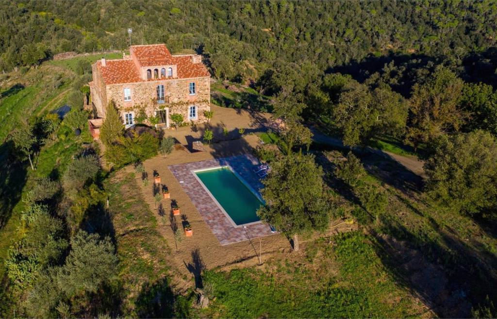 Girona - Holiday rental - House - 16 Persons - 8 Bedrooms - 7 Bathrooms - Pond.