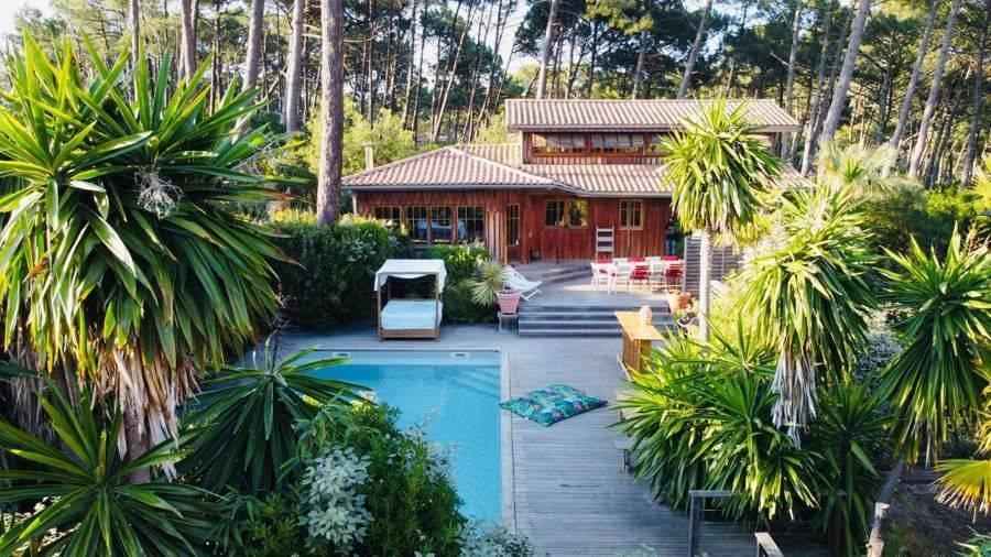 Cap Ferret - Alquiler vacacional - Casa - 8 Personas - 5 Habitaciones - 4 Baños - 180 m² - Piscina