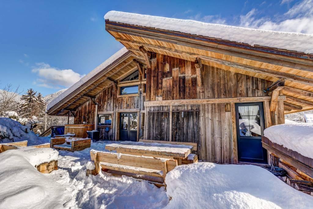 French Alps - Saint-Gervais-Les-Bains - 16 People - 5 Bedrooms - 6 Bathrooms - 420 m2