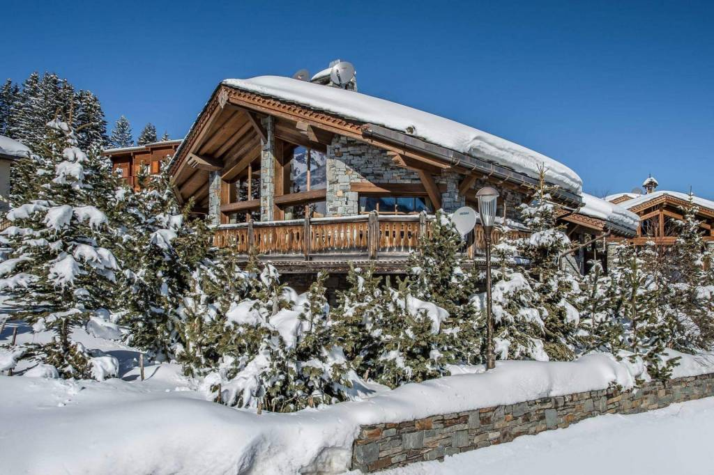 Courchevel 1850 - Holiday rental - Chalet - House - 10 Persons - 5 Bedrooms - 5 Bathrooms - Jacuzzi