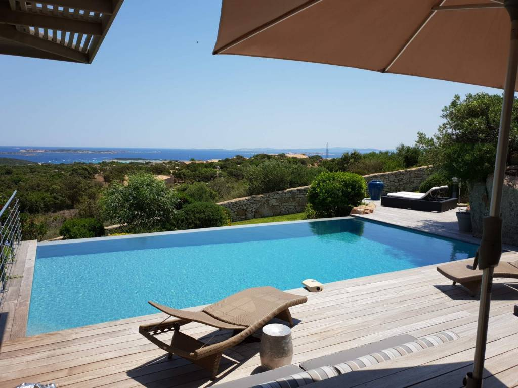 Corsica - Bonifacio - Holiday rental - House - 8 Persons - 4 Bedrooms - 4 Bathrooms - Swimming pool.