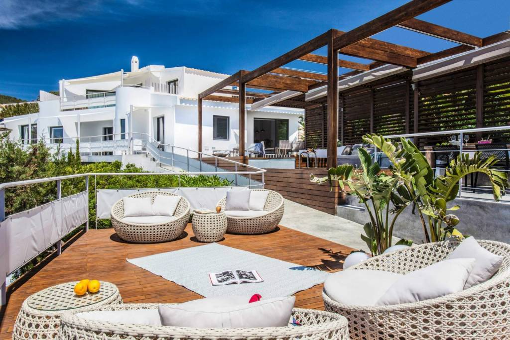 Ibiza - Holiday rental - House - 10 Persons - 5 Bedrooms - 6 Bathrooms - Swimming pool.