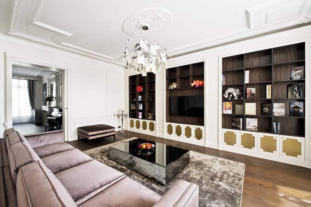 Paris 16éme - Location saisonnière - Appartement - 6 Personnes - 3 Chambres - 2 Salles de bain - 240 m2.