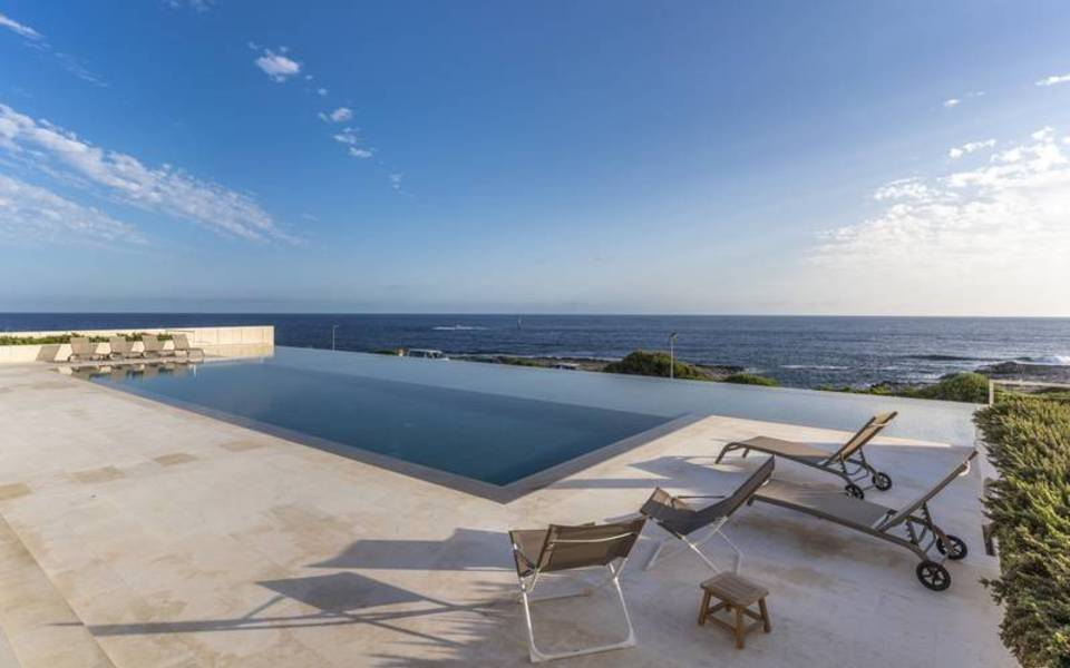 Menorca - Holiday rental - House - 18 Persons - 9 Bedrooms - 14 Bathrooms - 1300 m2 - Swimming pool