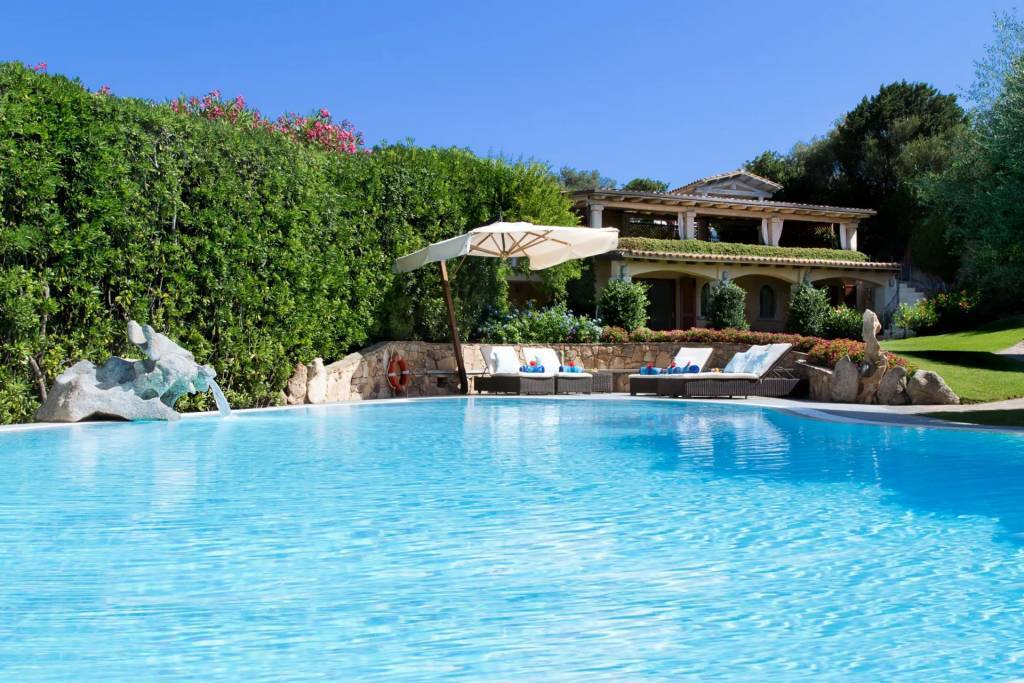 Sardinia - House - Holiday rental - 12 Persons - 6 Bedrooms - Swimming pool.