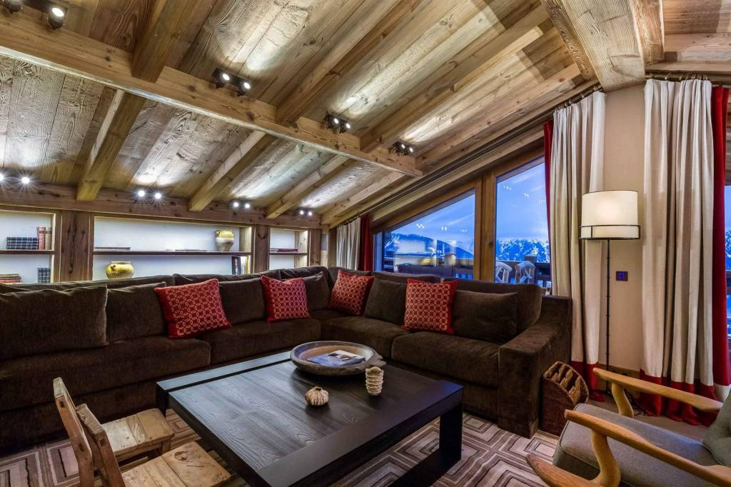 Courchevel 1850 - Holiday rental - Chalet - House - 12 Persons - 6 Bedrooms - 6 Bathrooms - Swimming pool