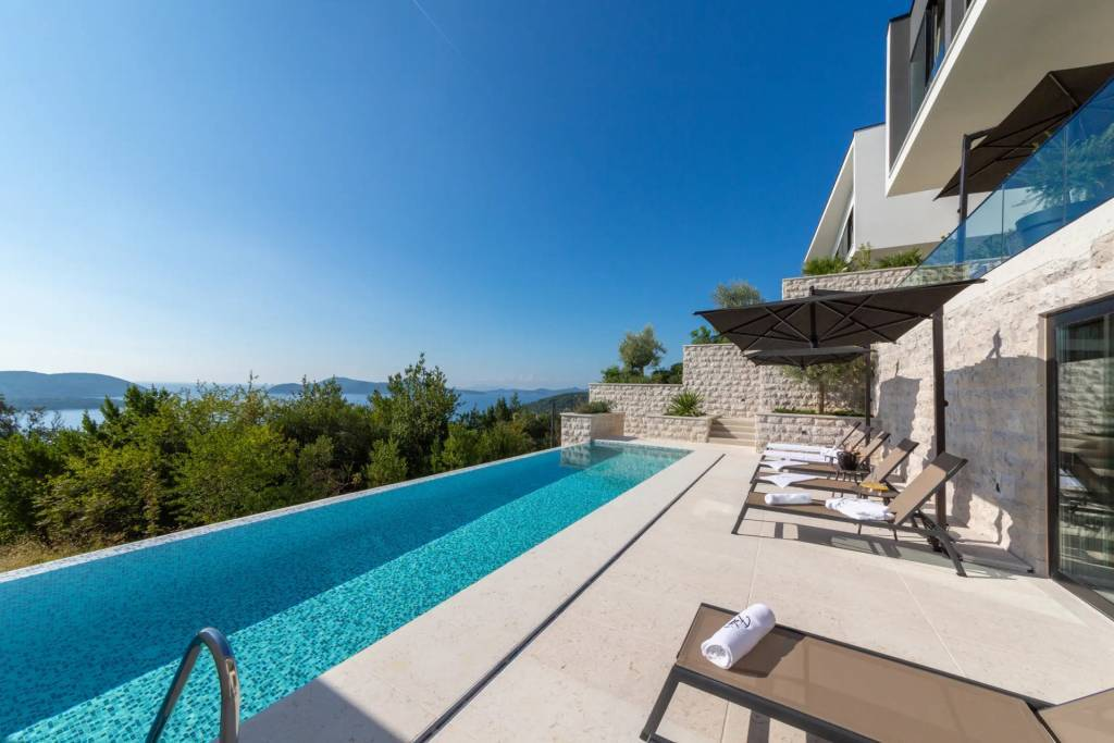 Dubrovnik - House - Holiday rental - 8 Persons - 4 Bedrooms - Swimming pool.
