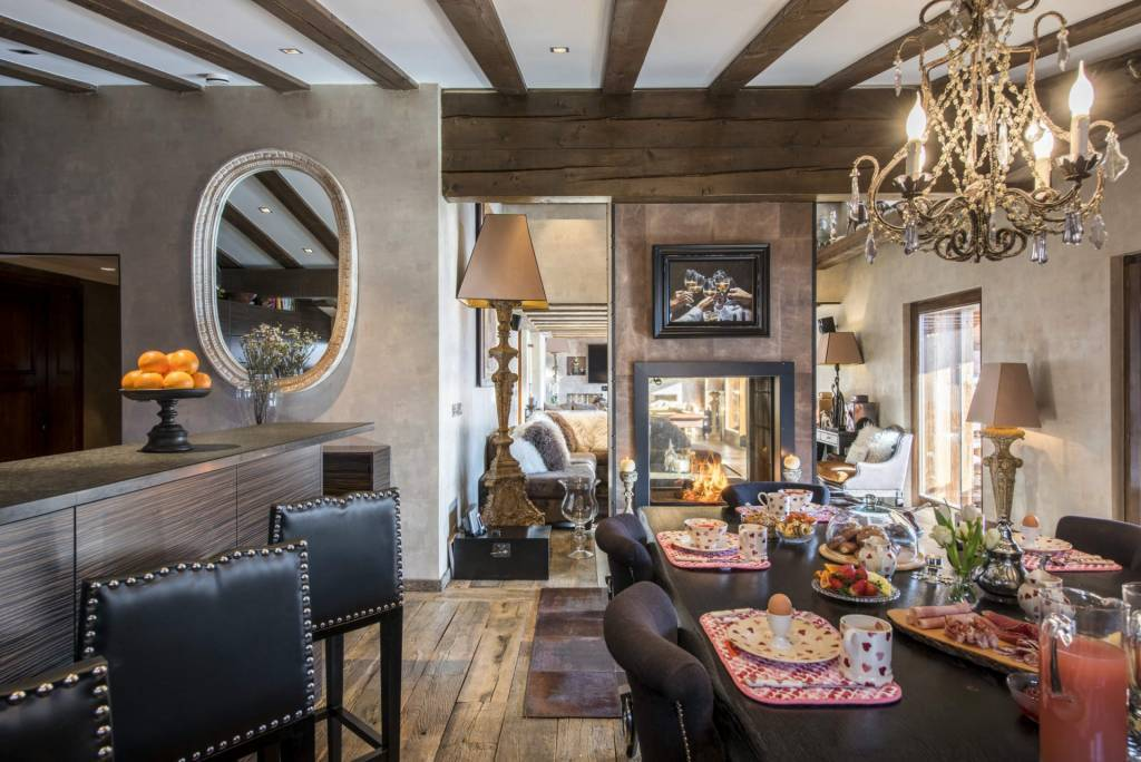 Verbier - Holiday Rental - Penthouse - 10 Persons - 5 Bedrooms - 5 Bathrooms - 250 m²