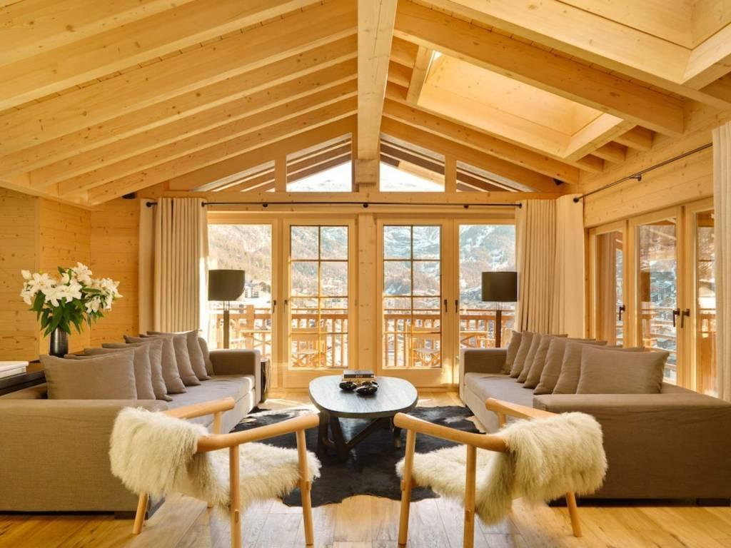 Zermatt - Holiday rental - Chalet - 12 Persons - 6 Bedrooms - 6 Bathrooms - 500 m² - Jacuzzi