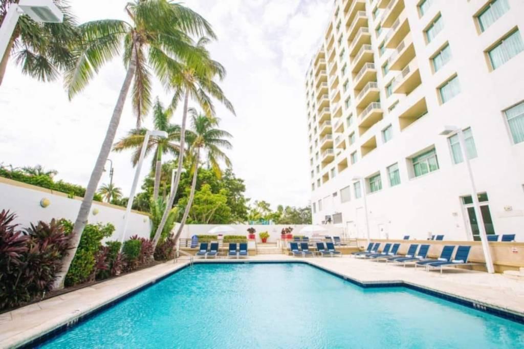 Florida - Fort Lauderdale - Holiday rental - Apartment - 4 Persons -1 Bedroom - 1 Bathroom.