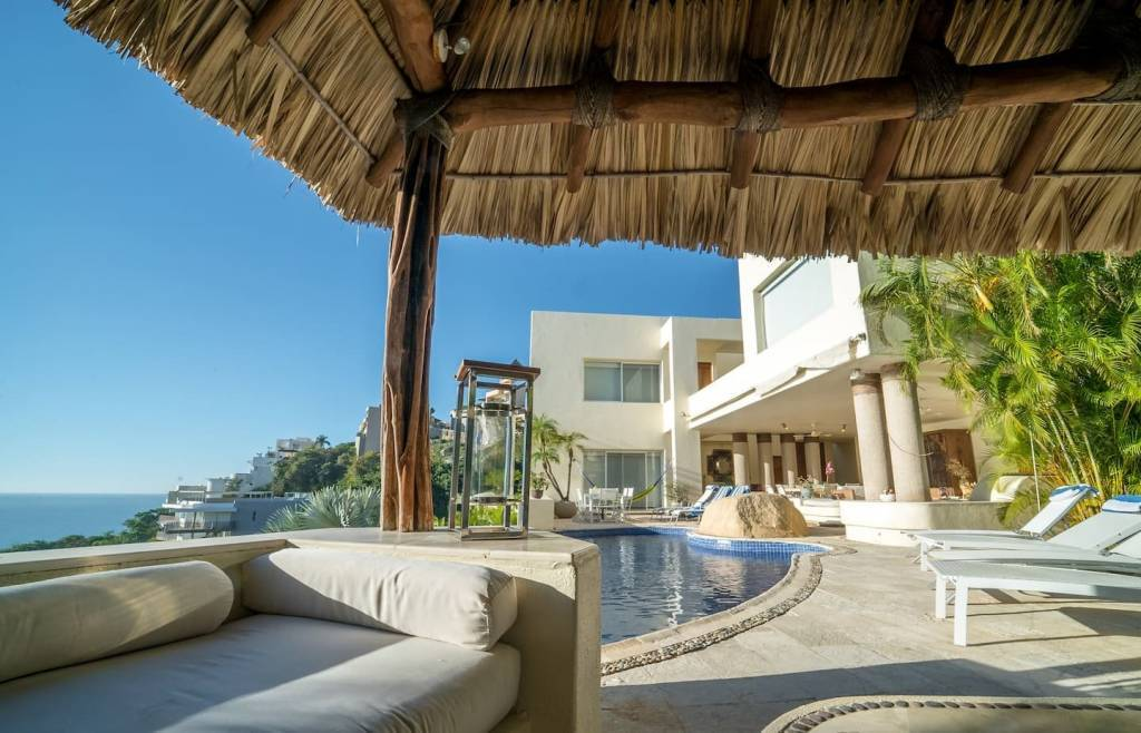 Mexico - Acapulco - Punta Diamante - Holiday rental - House - 14 guests - 5 Bedrooms - Swimming pool
