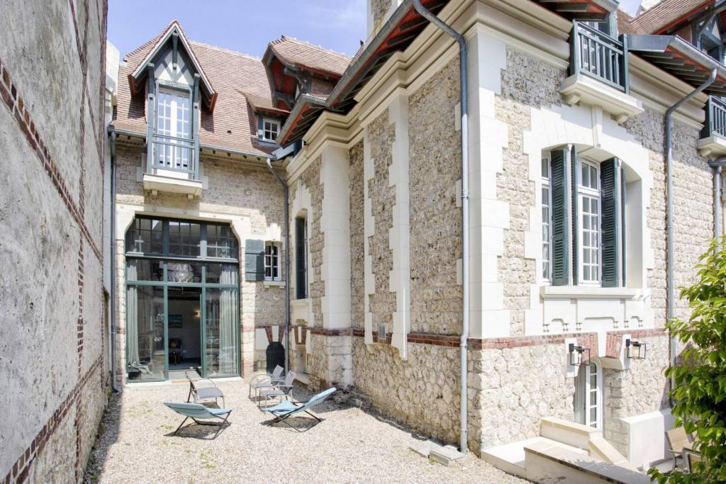 Normandie - Deauville - Holiday rental - House - 12 Persons - 7 Bedrooms - 7 Bathrooms