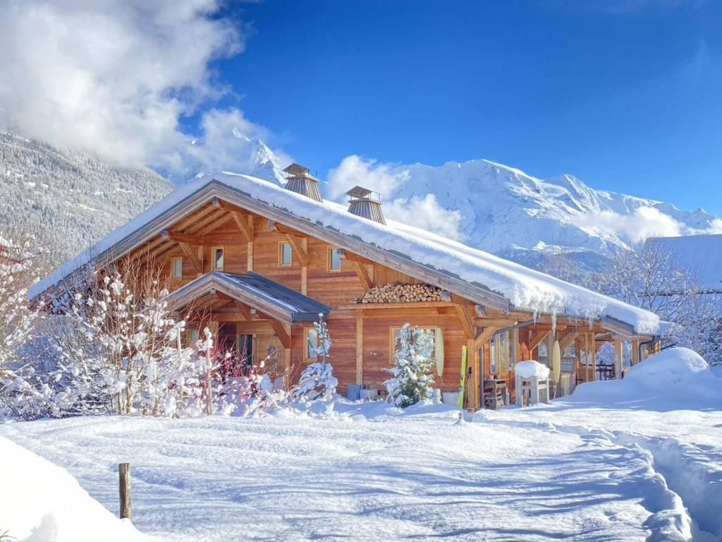 Saint-gervais-les-Bains - Holiday rental - Chalet - House - 14 Persons - 5 Bedrooms - 4 Bathrooms - Sauna