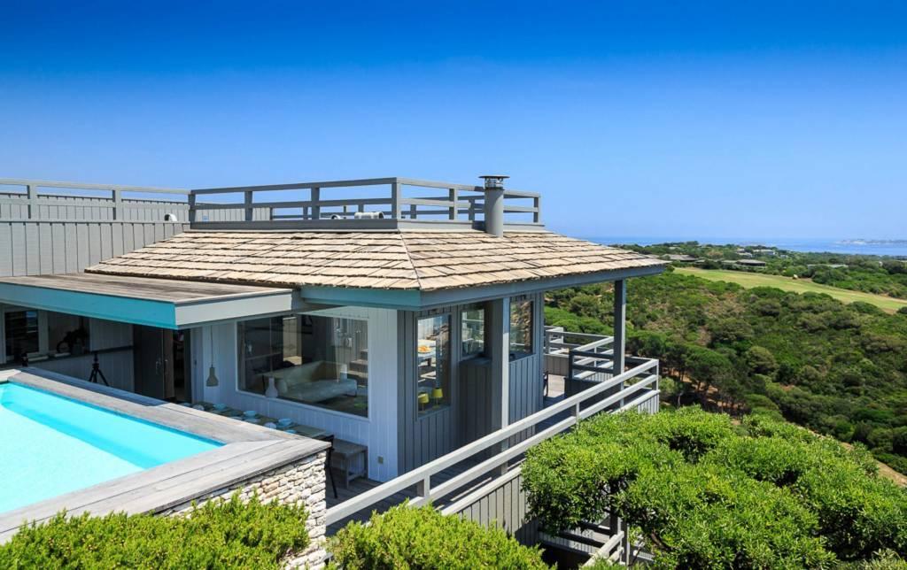 Corsica - Bonifacio - Holiday rental - House - 8 Persons - 5 Bedrooms - 5 Bathrooms - Swimming pool.