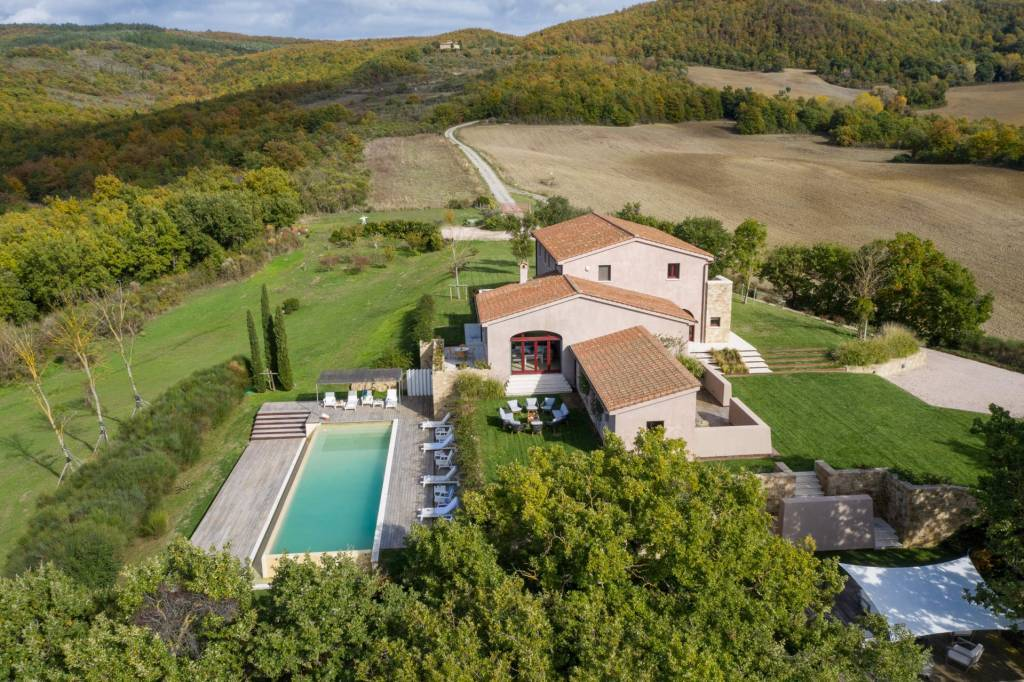 Tuscany - Holiday rental - House - 12 Persons - 6 Bedrooms - 6 Bathrooms - Swimming pool