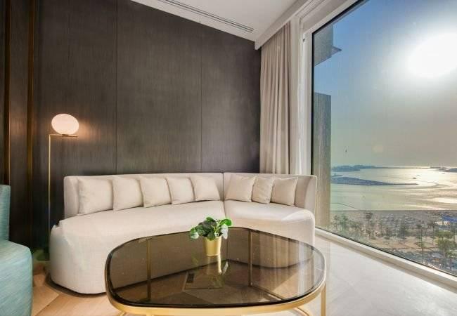 Dubaï - Location saisonnière - Appartement - 3 Personnes - 1 Chambre - 1 Salle de bain - 113 m2 - Piscine