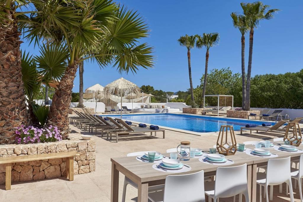 Ibiza - Сезонная аренда - Дом - 12 человек - 6 Спальни - 6 Ванные комнаты - Бассейн.