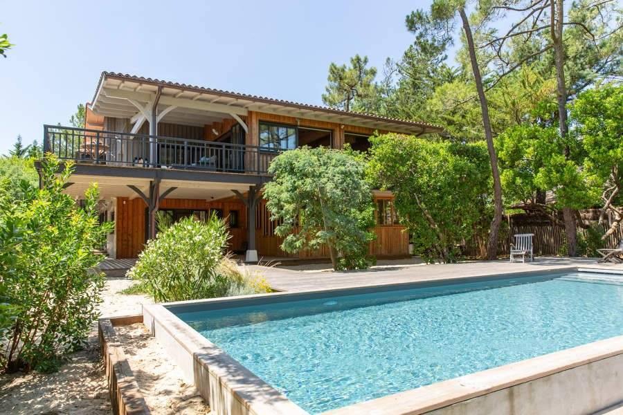 Cap Ferret - Alquiler vacacional - Casa - 12 Personas - 6 Habitaciones - 5 Baños - 280 m² - Piscina