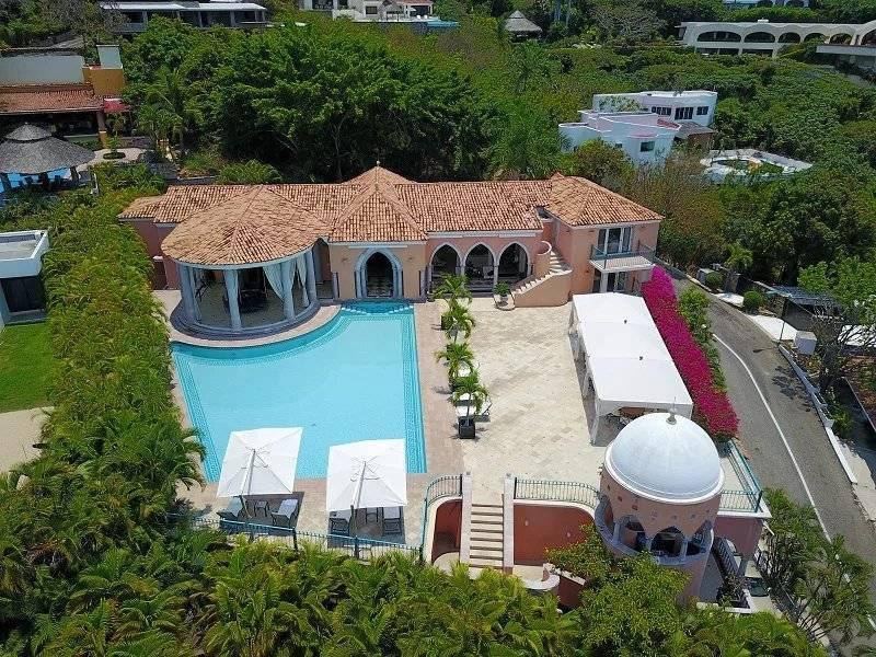 Mexique - Acapulco - Las Brisas - En Vente - Maison - 7 Chambres - Piscine - Vue Océan