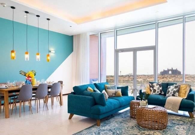 Dubai - Holiday Rental - Apartment - 7 Persons - 3 Bedrooms - 3 Bathrooms - 211 m2 - Swimming pool