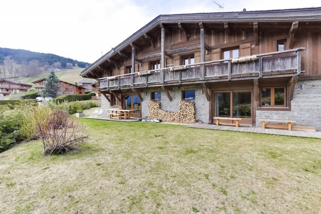 Megève - Alquiler vacacional - Chalet - Casa - 8 Personas - 5 Habitaciones - 4 Baños - Sauna