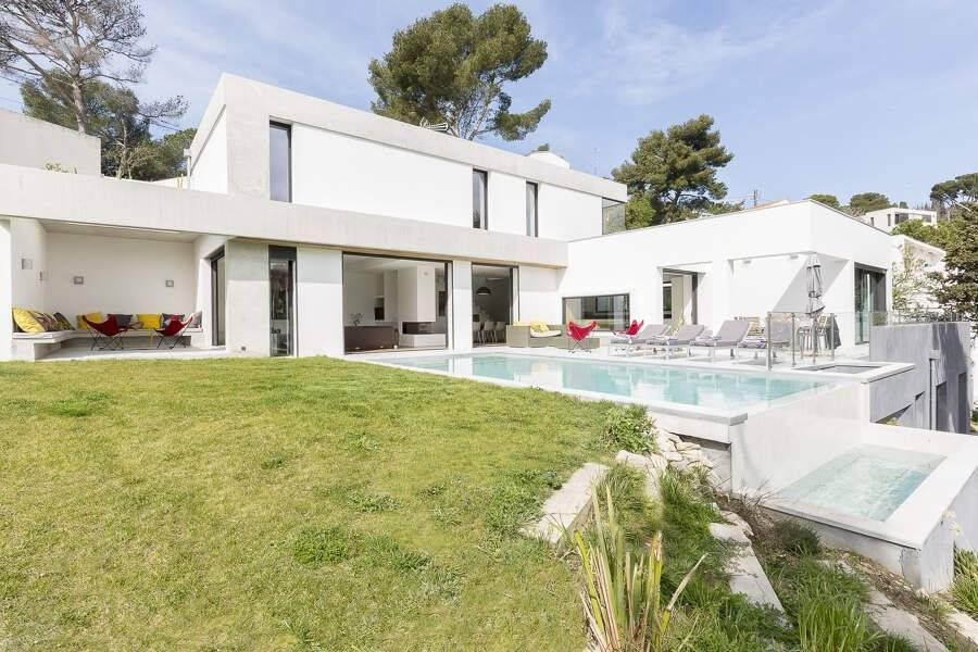 إيجار موسمي منزل Marseille 7ème