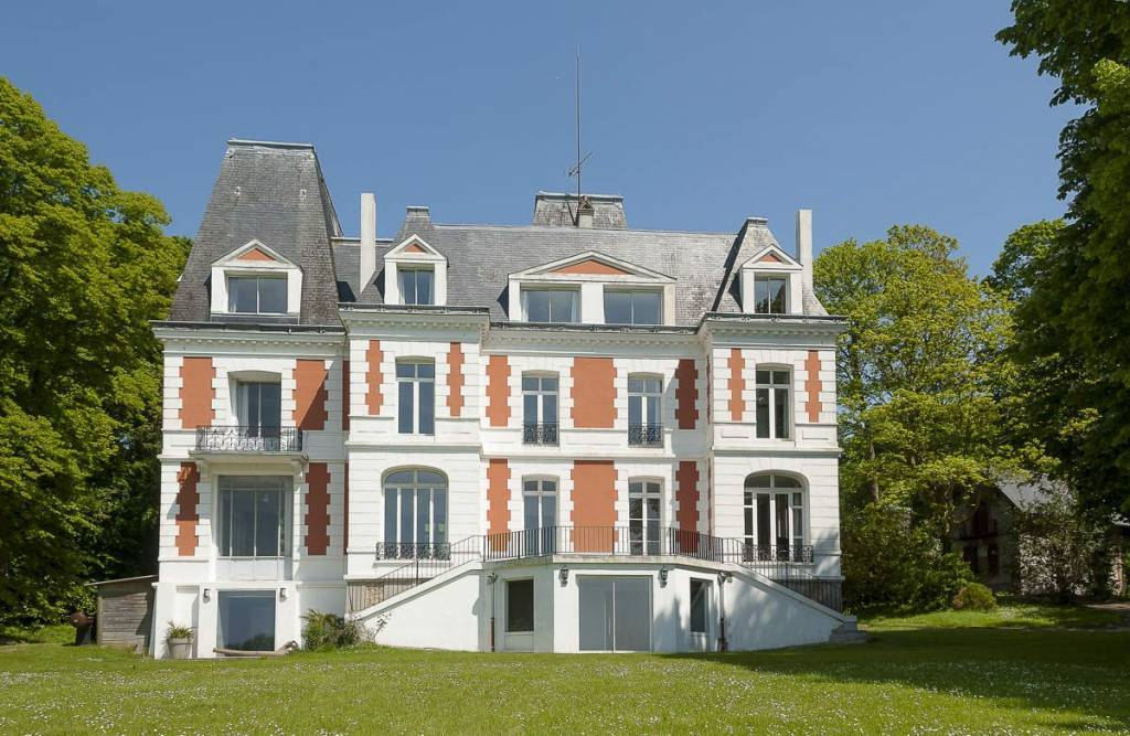Trouville  - Holiday rental - Castle - 18 Persons - 8 Bedrooms - 8 Bathrooms - 800 m²