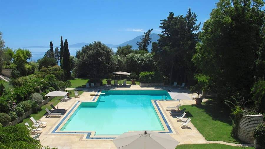 Corfu - Ionian Islands - Holiday rental - House - 12 Persons - 6 Bedrooms - 6 Bathrooms - Swimming pool