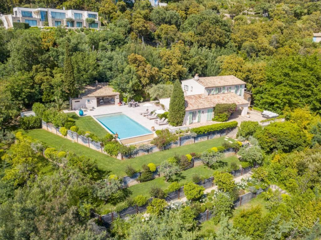 Grimaud - Alquiler vacacional - Casa - 13 Personas - 6 Habitaciones - 6 Baños - 450 m² - Piscina