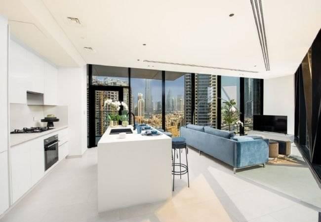 Dubai - Alquiler vacacional - Apartamento - 7 Personas - 3 Habitaciones - 4 Baños - 200 m2 - Piscina