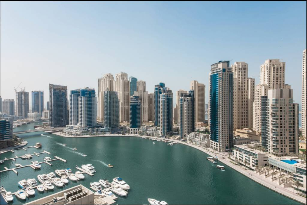 إيجار موسمي شقَة دبي