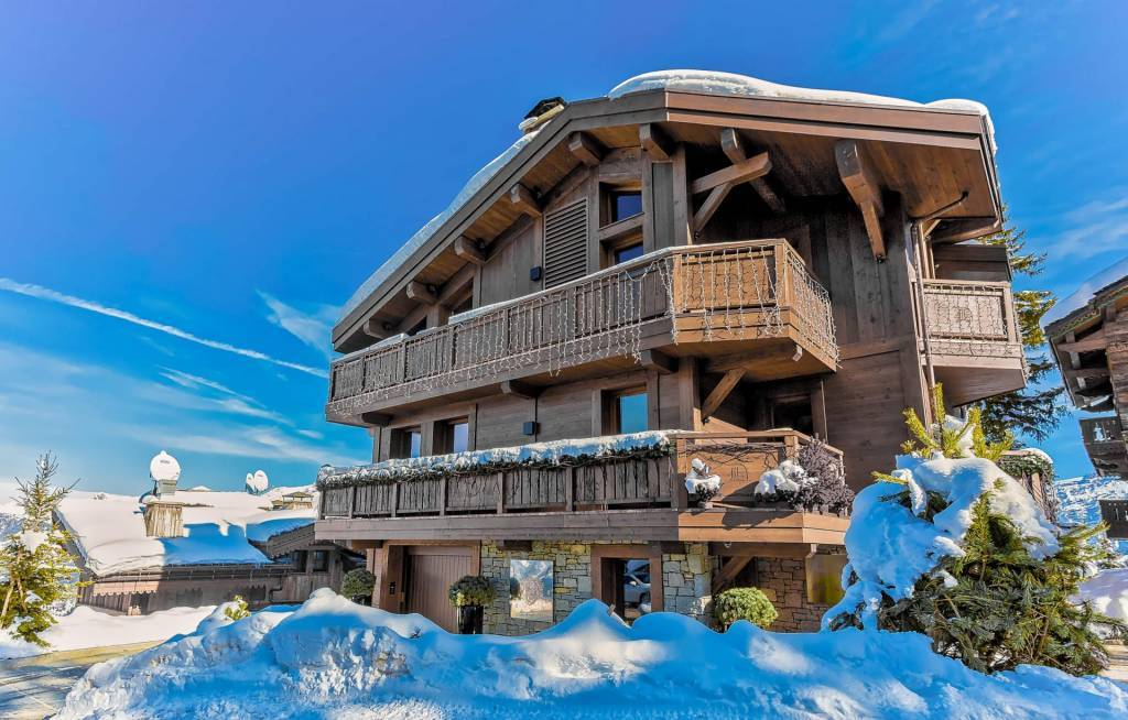 Courchevel 1850 - Holiday rental - Chalet - House - 10 Persons - 5 Bedrooms - 5 Bathrooms - Swimming pool