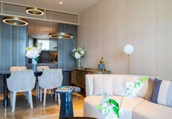 Dubai - Alquiler vacacional - Apartamento - 3 Personas - 1 Dormitorio - 1 Baño - 114 m2 - Piscina