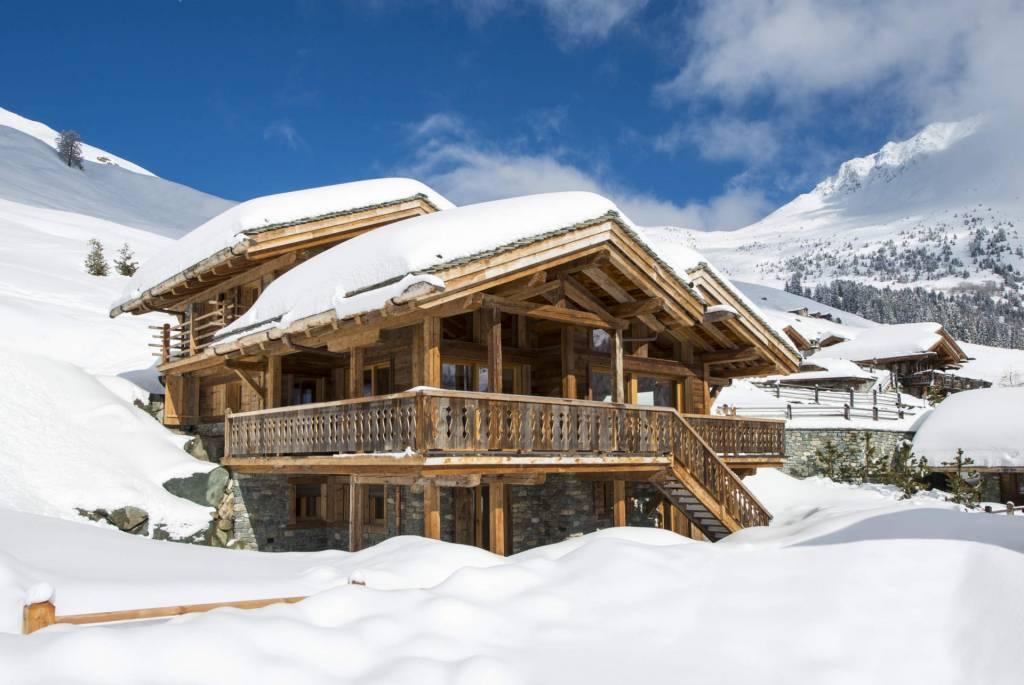 Verbier - Holiday rental - Chalet - 8 Persons - 4 Bedrooms - 4 Bathrooms - 585 m² - Swimming pool