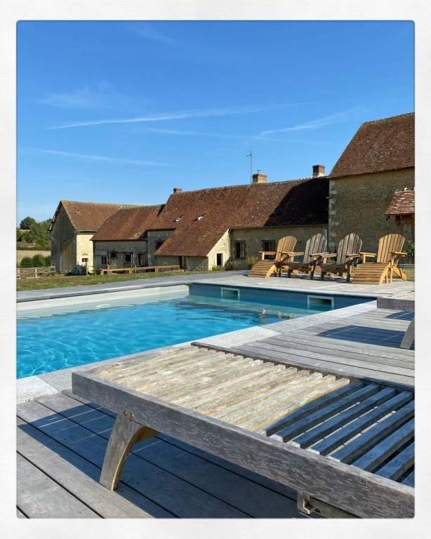 إيجار موسمي منزل Saint-Cyr-la-Rosière