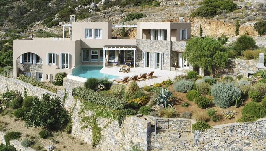 Agios Nikolaos - Crete - Holiday rental - House - 28 Persons - 14 Bedrooms - 14 Bathrooms - Swimming pool