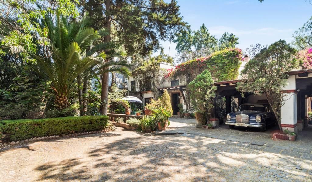 Mexico - Coyoacán - À vendre - Maison - 3 chambres