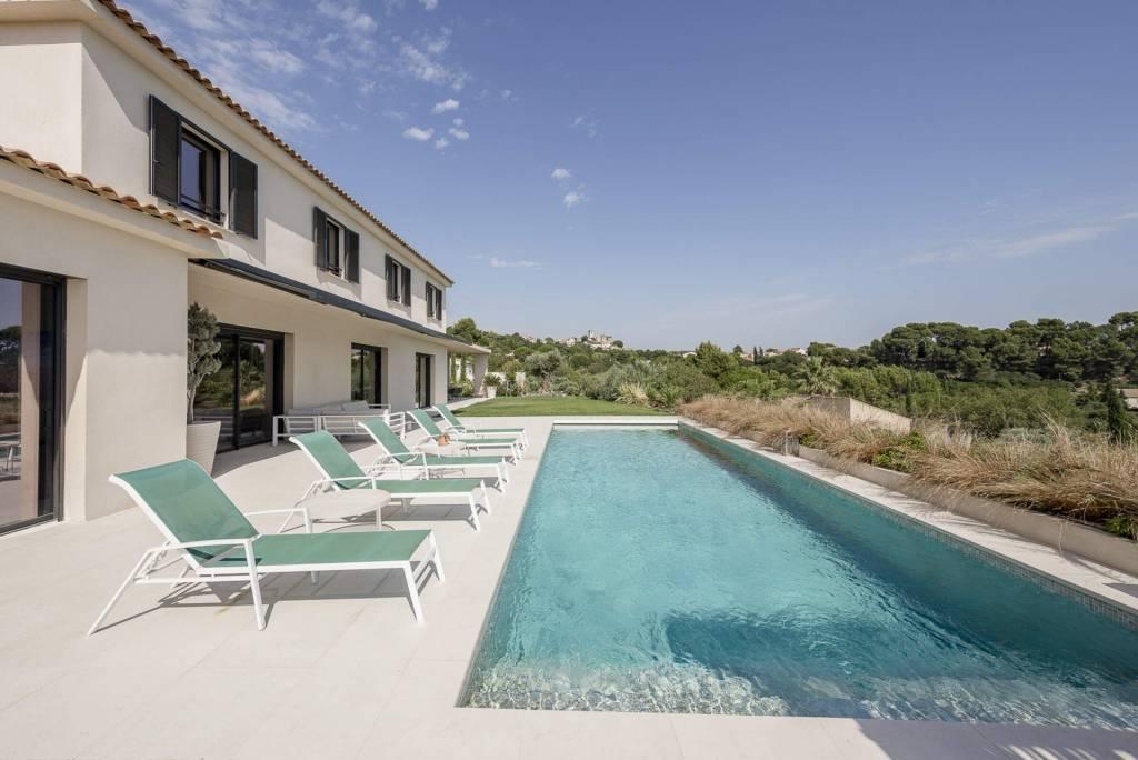Aix-en-Provence - Alquiler vacacional - Casa - 10 Personas - 5 Habitaciones - 5 Baños - 400 m² - Piscina.