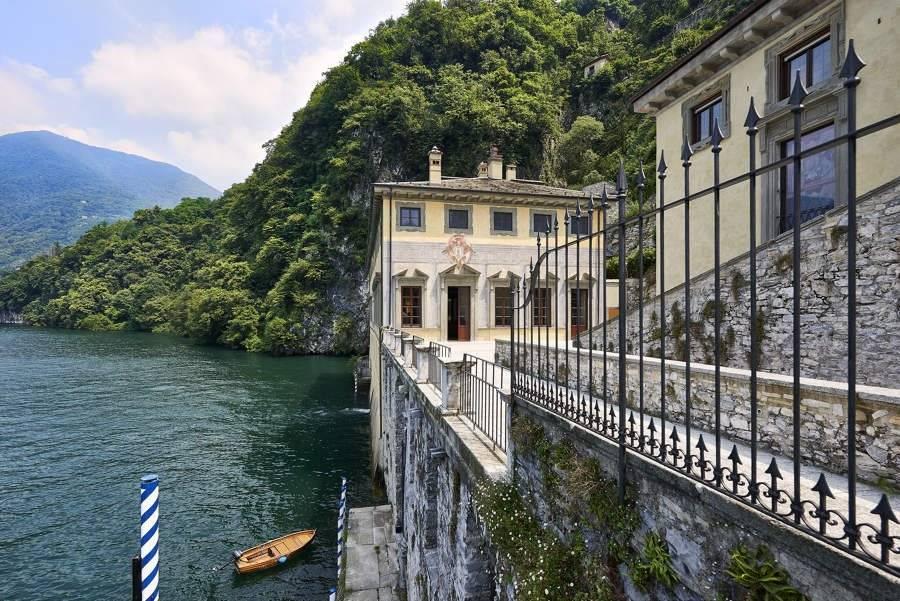 Озеро Комо - сезонная аренда - Дом - 20 человек - 10 спален - 15 ванных комнат - бассейн