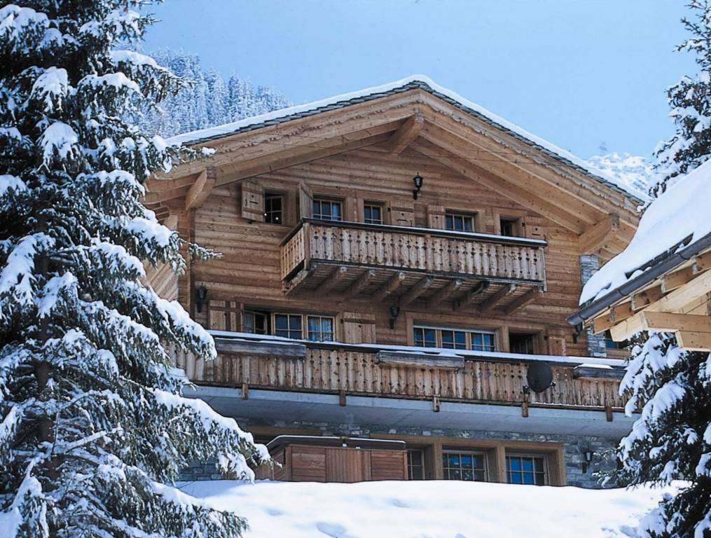 Verbier - Holiday rental - Chalet - 12 Persons - 6 Bedrooms - 6 Bathrooms - 320 m² - Jacuzzi