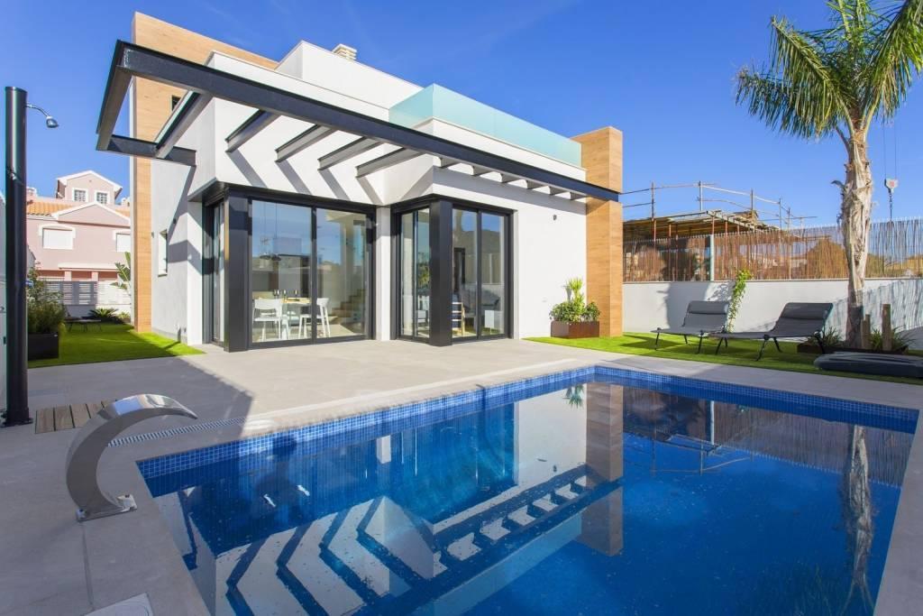 San Juan de los Terreros - Costa de Almeria - Sale - House - New - 3 Bedrooms - 2 Bathrooms - Swimming Pool
