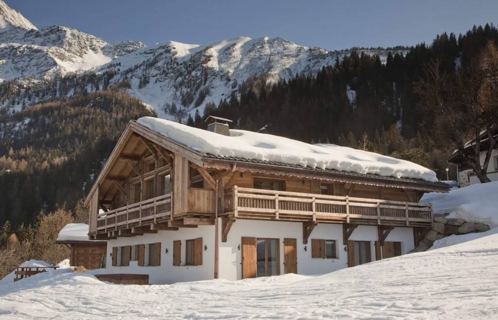 Les Houches - Holiday rentals - Chalet - House - 12 Persons - 5 Bedrooms - 4 Bathrooms - Jacuzzi