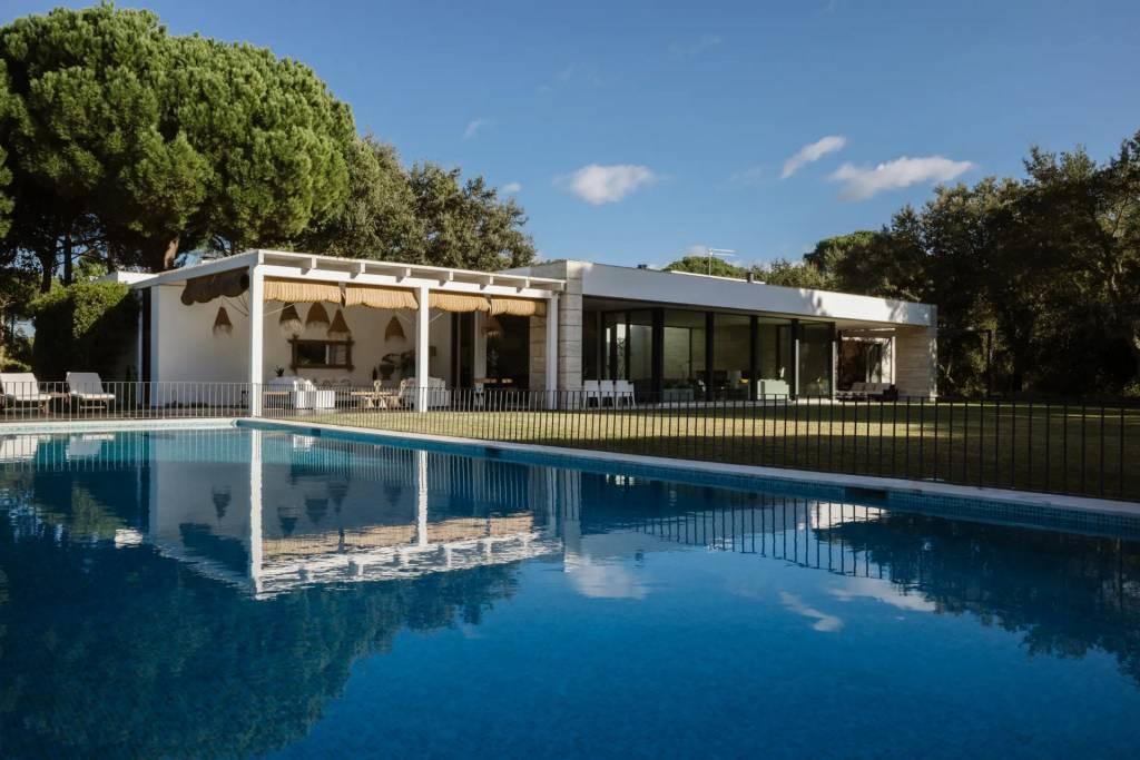 Comporta - Maison - Location saisonnière - 12 Personnes - 6 Chambres - Piscine.
