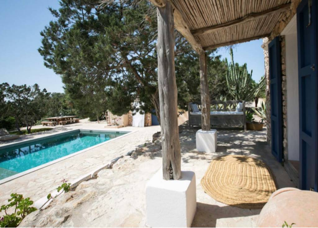 Formentera - Holiday rental - House - 10 Persons - 5 Bedrooms - 5 Bathrooms - Swimming pool.