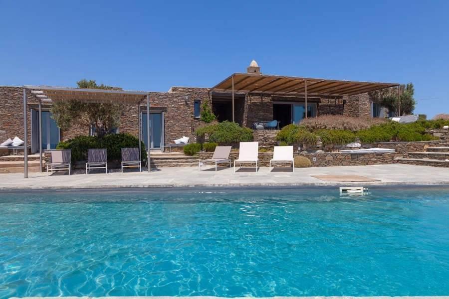 Sifnos - Islas Cícladas - Alquiler vacacional - Casa - 12 Personas - 6 Habitaciones - 7 Baños - Piscina