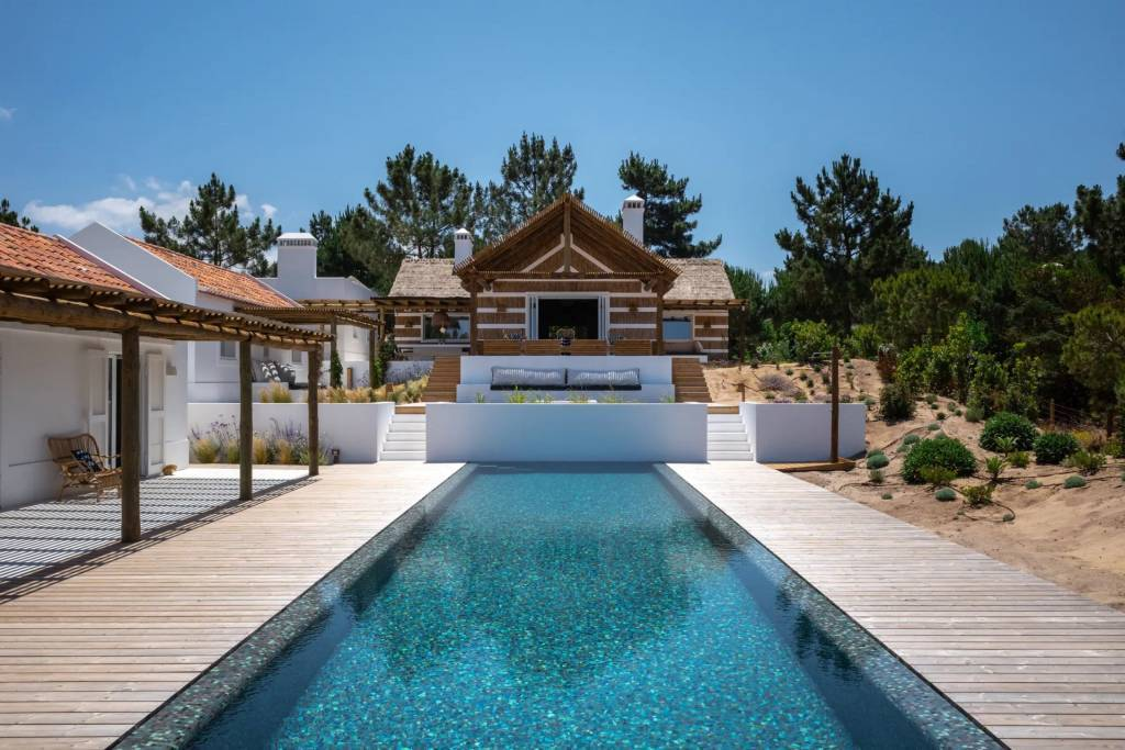 Comporta - House - Holiday rental - 12 Persons - 6 Bedrooms - Swimming pool.